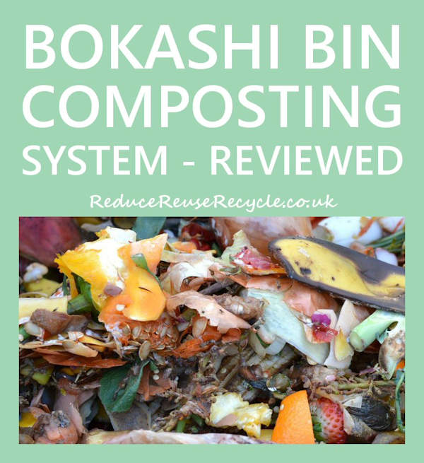 Bokashi Kitchen Composting System - Review