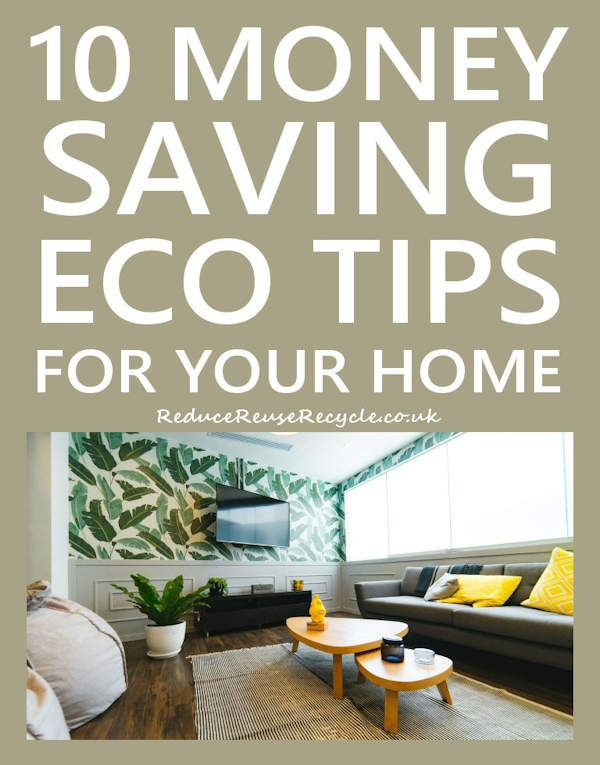 10 money saving eco tips for your home