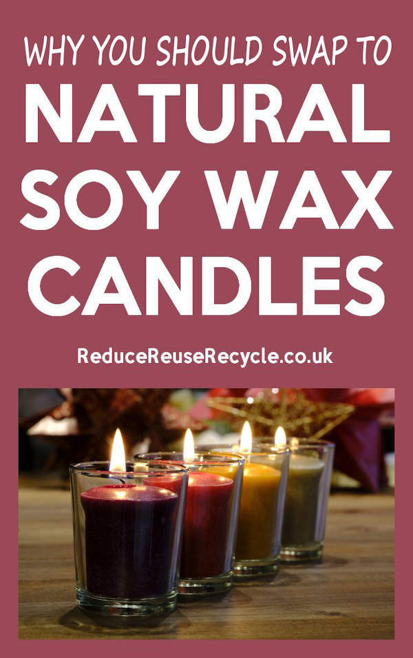 Why You Should Switch To Natural Soy Wax Candles Today