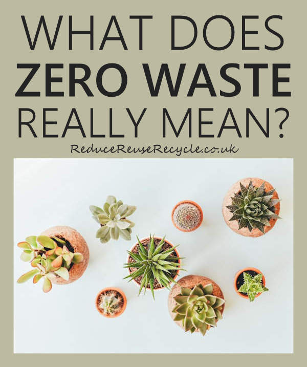 What Does Zero Waste Mean